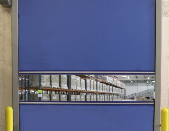 Why Choose a Rytec Plexline Composite Door to Install for Food & Beverages and Pharmaceutical Facilities in Houston, TX