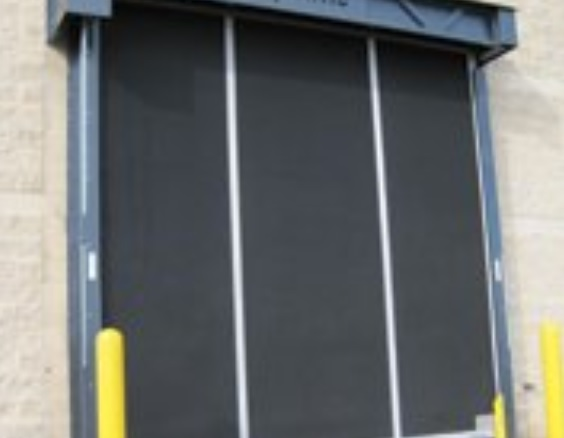 Rytec Powerhouse Extreme Duty Rubber Door Most Suitable for Mining Industry and Large Equipment Applications in Metairie, LA