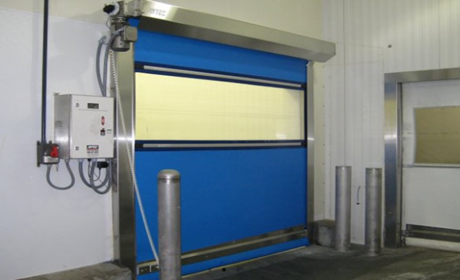 5 Best Features of Rytec CR5000 Clean Roll Door for Food Manufacturing Industry in Ontario, Canada