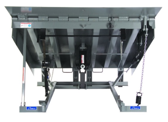 What is the Common Type of Loading Dock Leveler Used for Industrial Application in Dallas, TX?