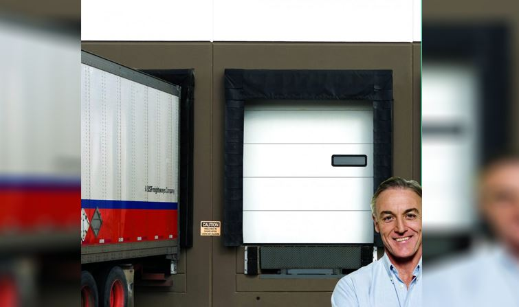 What are the Features of Insulated Steel Sectional Door Wayne Dalton Thermospan® Model 200-20 That Conforms Industrial Energy-Efficiency Requirement in Concord, ON