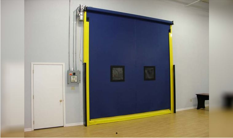 Why Equip Your Freezer Storage Facility with an Albany Ultra Cool High Speed Door in Markham, ON?