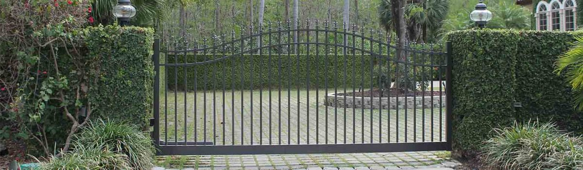 Why Gate Systems are Important for Your Residential and Commercial Establishment in North Port, FL