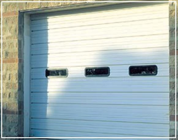 Overhead Door- Model 420 Steel Sectional Door