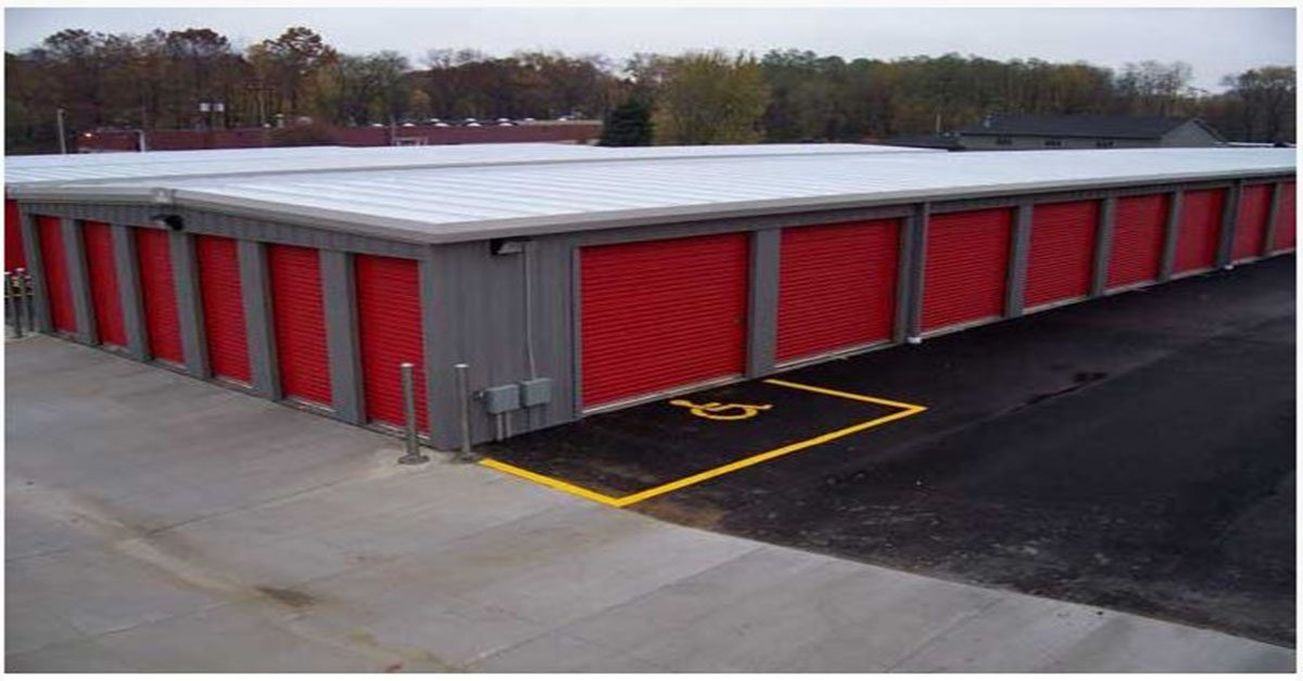 Why Wayne Dalton – Model DS100 Rolling Sheet Door is Perfect for Mini-Storage Buildings in Jacksonville, FL?