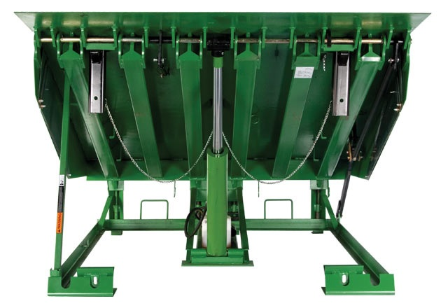 Why a Kelley HHC Heavy-Capacity Hydraulic Dock Leveler is Ideal for Applications Moving a Large Volume of Heavy Loads?