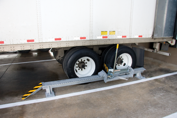 What Is the Most Effective Solution to Secure Trailers in Loading Dock Facilities in Austin, TX?