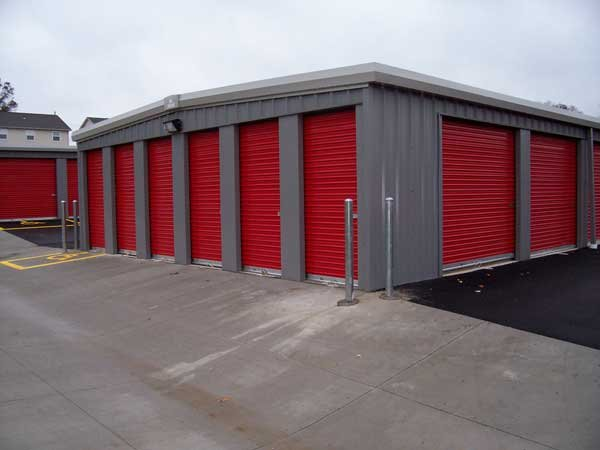 What are the Features of a Rolling Sheet Door for Mini Storage Buildings in Toronto, CA