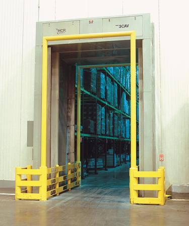 Why Add a Hybrid Door to Your Existing Cold Storage Doors in Raleigh, NC?