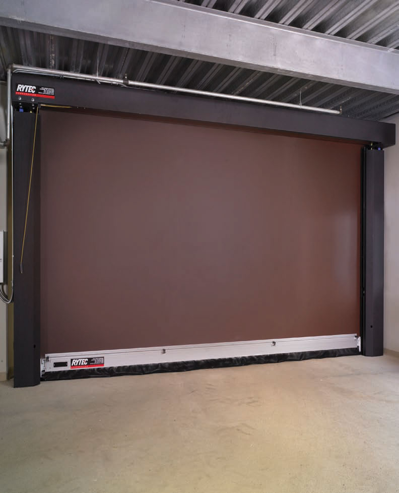 How High-Speed Doors Protect the Integrity of Food and Beverages Products in New Orleans, LA?