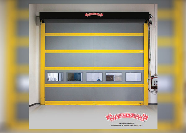 7 Reasons Why The Manufacturing Facilities are being secured by the High-Speed Fabric Door in Charlotte, NC