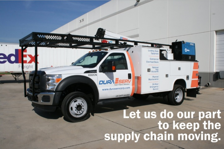 May 2020 Article 1 americanrollup - Loading Dock System Keep the Supply Chain