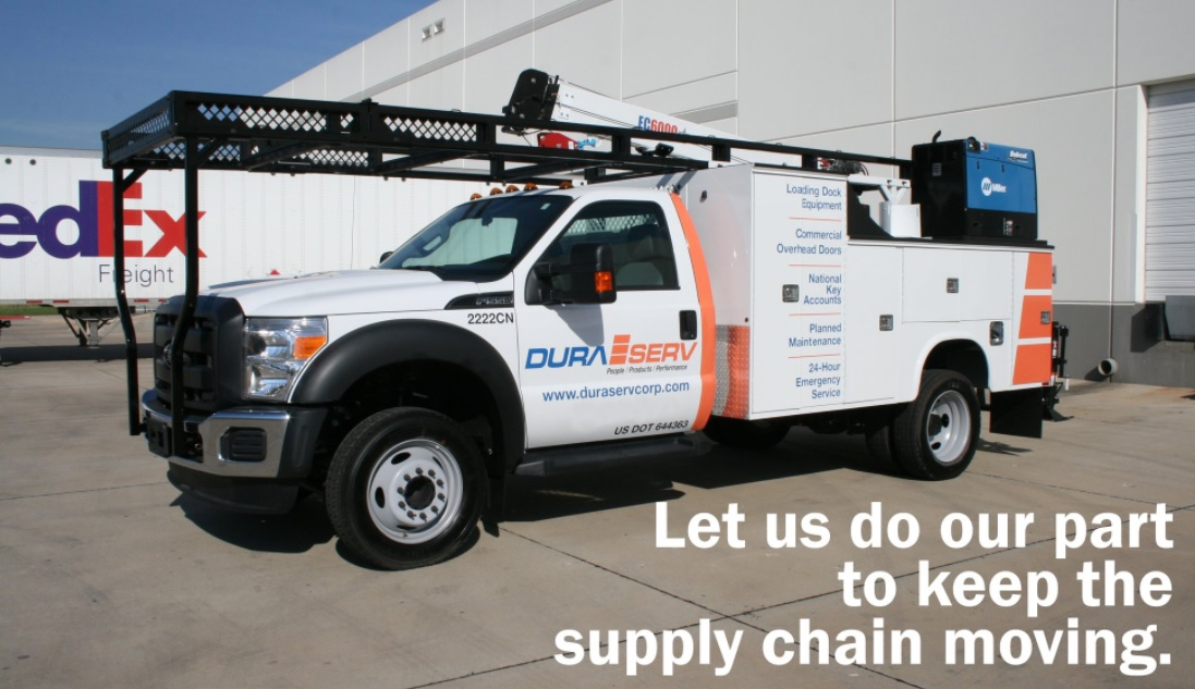 May 2020 Article 2 - Loading Dock Sytem Supply Chain