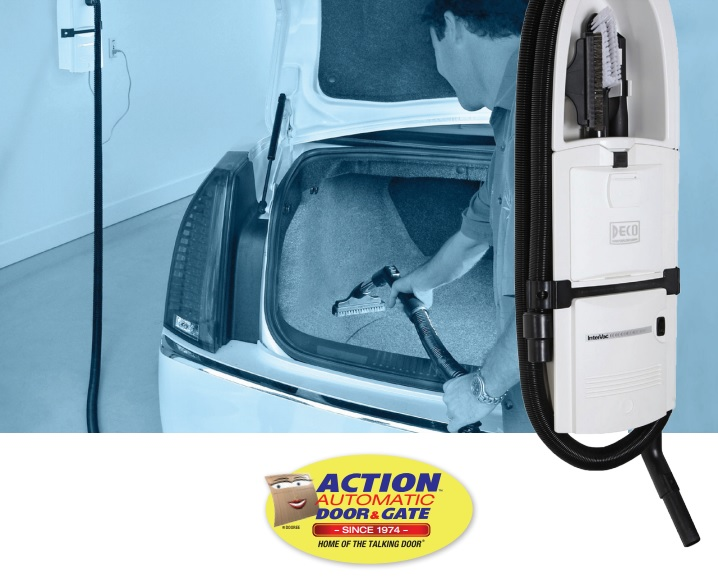 Is the Built-in Vacuum Cleaner a Practical Solution in the Garage in Cape Coral, FL? YES!