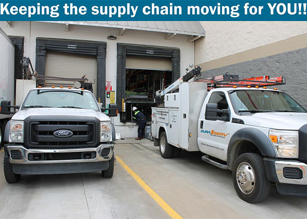How a Loading Dock System Keeps a Safe and Secure Supply Chain Moving in Connecticut?