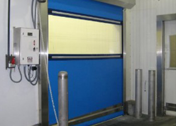 What are the Best High Speed Doors for Your Food Processing Sanitary Requirement in Dallas, TX?