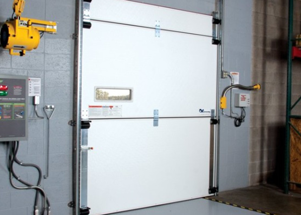 What is the Best Door for Cold Storage Facilities in Hickory, NC?