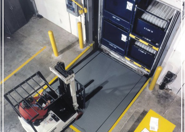 What Happened if a Dock Leveler is Not Working Properly in Loading Dock System in New Jersey?