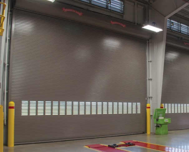 How to Determine Commercial Hurricane Door Requirement for Industrial Application in Philadelphia, PA?