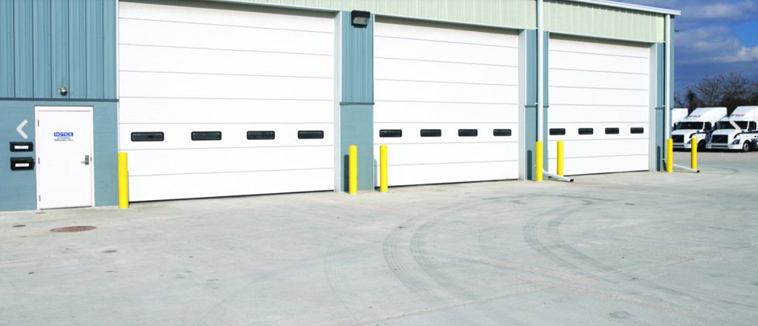 Warehouses, Factory, or Loading Docks Shipping or Receiving Door Solutions in Toronto, CA