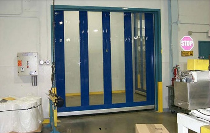 ALBANY MODEL 355 HIGH SPEED DOOR