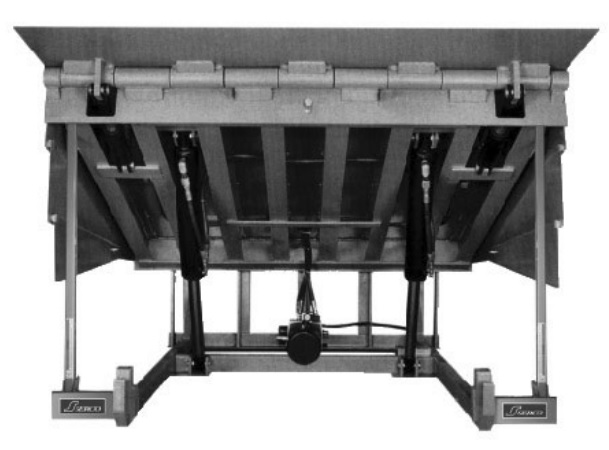 Serco Hydraulic Dock Leveler Model HD