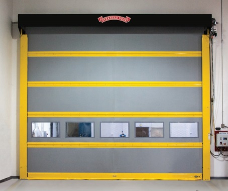 High Speed Exterior Rubber Door-992
