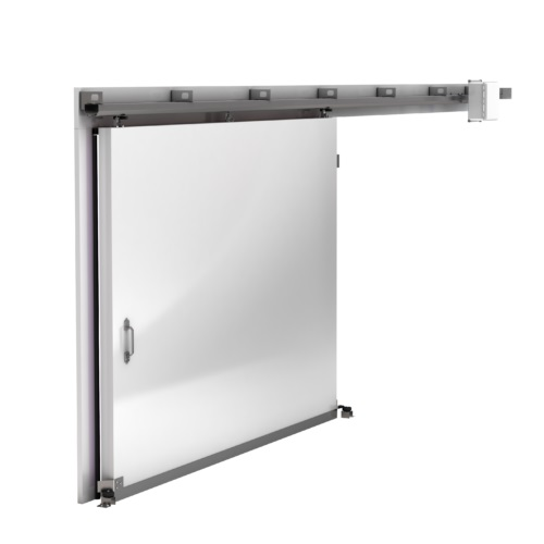 Hercules horizontal sliding door