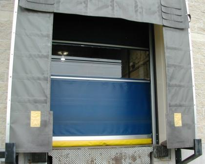 Commercial Rolling Up Doors, Sectional Doors, High-Speed Doors, and Installation Services in the United States