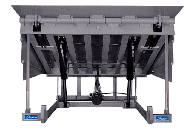 Action Door October Article - HD Series Hydraulic Dock Leveler