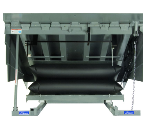 What is an Air-Powered Dock Leveler for an Efficient Loading Dock Facilities in Jacksonville, FL?