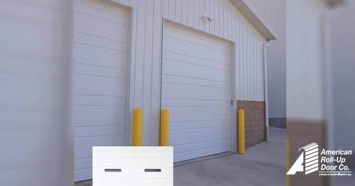 Why Choose CHI 3250 Non-Insulated Ribbed Steel Door in Orlando, Fl for Commercial, Warehouse, and Industrial Rugged Applications?