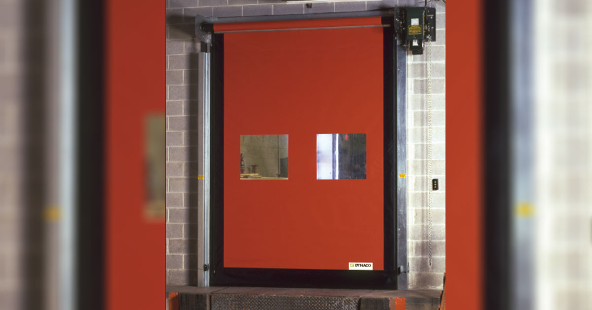 Dynaco M2 High-Speed Doors for Industrial Buildings in Sterling, VA