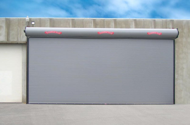 Overhead Door- Fireking 630 Series- Insulated Rolling Steel Fire Rated Service Door in Hickory, NC for Warehouses, Factories, and Libraries