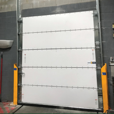 Conserve the Environment: Recycled and Energy Efficient Commercial Doors for Your Business Facility in the USA