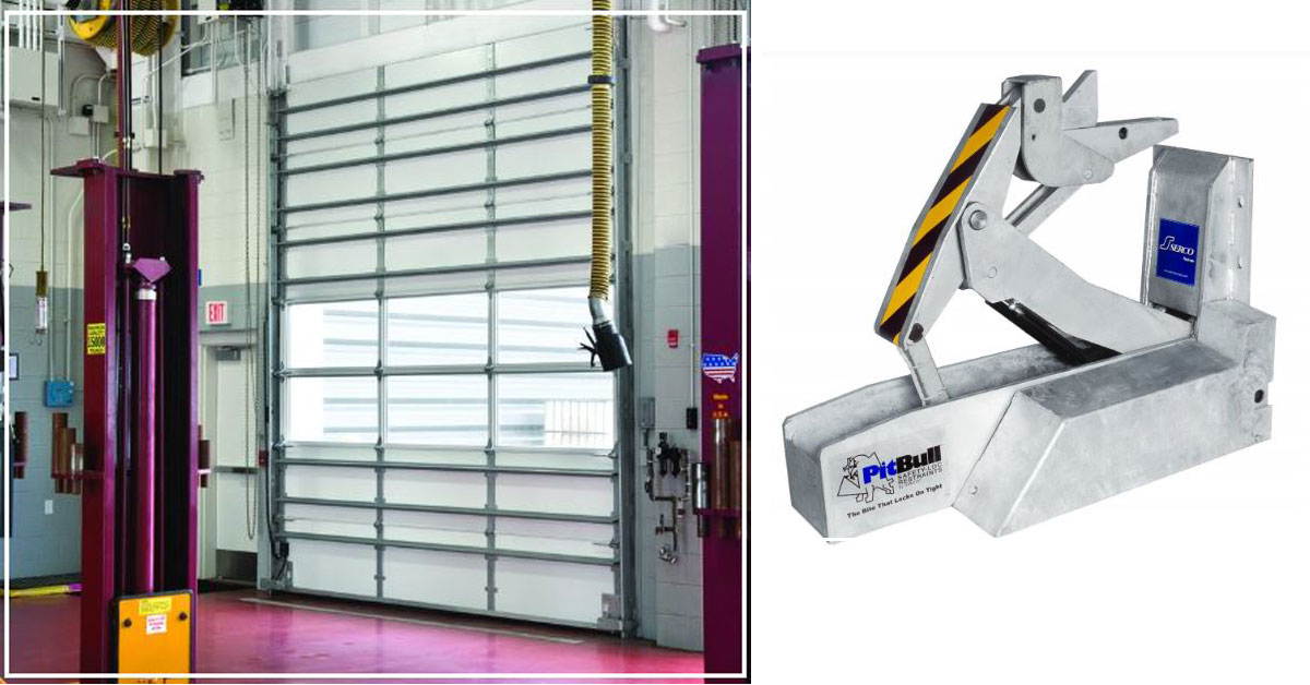 Loading Dock Equipment, Commercial Door Products, and Installation Services