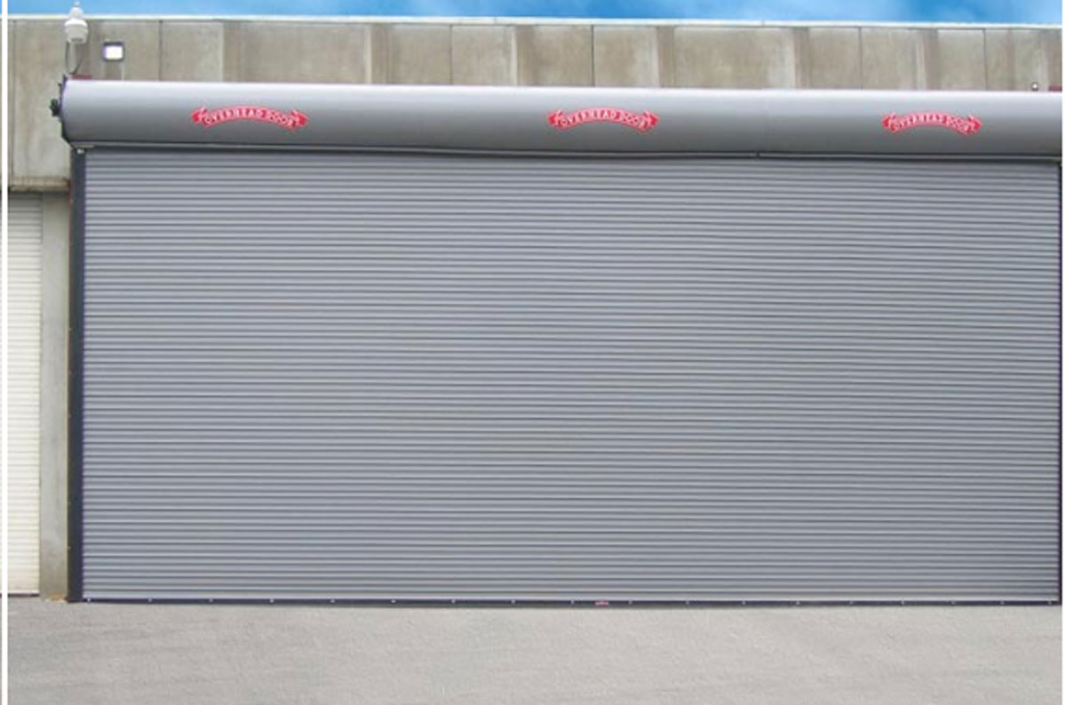 Commercial Overhead Rolling Steel Doors and Installation Services