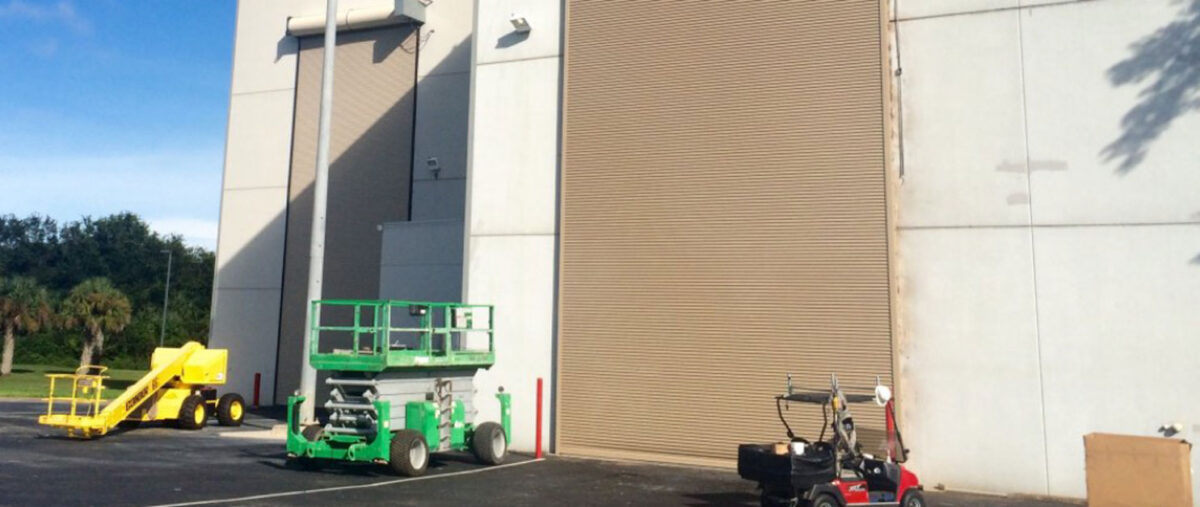 Commercial Doors, Loading Dock Equipment, and Installation Services in Atlanta, Georgia