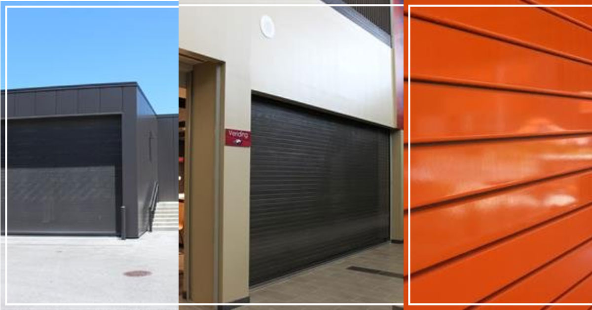 Commercial Rolling Steel Doors, Sectional Doors, and Installation Services