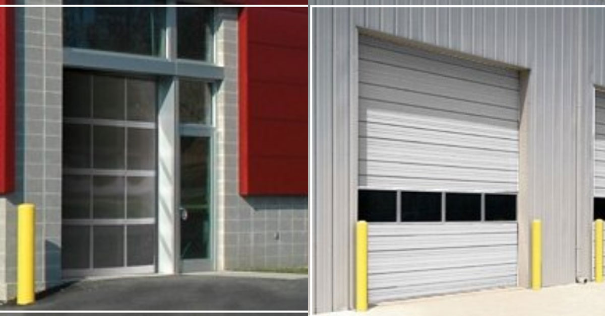 Trust the Professionals at Overhead Door Company of New Orleans with Your Sectional Door, Installation, and Service Needs