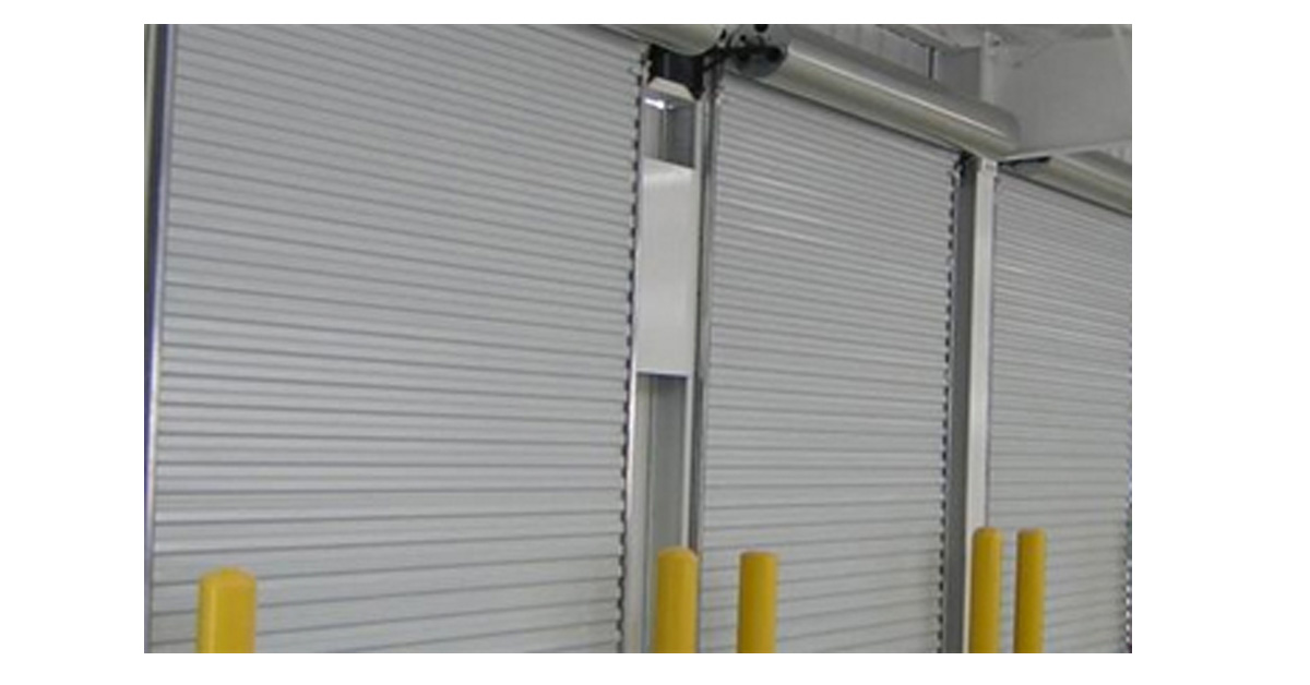 Commercial Rolling Steel Doors and Installation Services